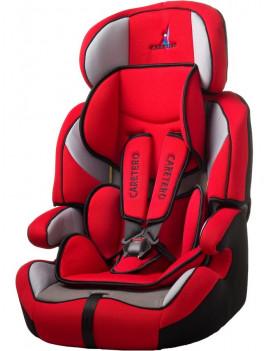 Autosedačka CARETERO Falcon New red 2016