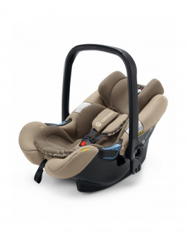 Autosedačka Air.Safe + Clip Powder Beige 0-13kg 2018