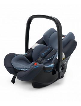 Autosedačka Air.Safe + Clip Deep Water Blue 0-13kg 2018