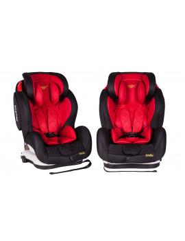 Autosedačka Summer Baby SMILE 9-36kg  Isofix red