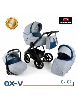Kočík Adbor OX-V, 3v1