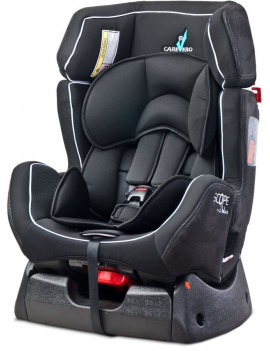 Autosedačka CARETERO Scope DELUXE black 2016