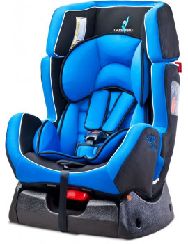 Autosedačka CARETERO Scope DELUXE blue 2016
